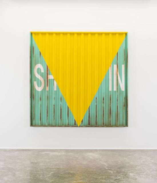 , 'Encubierta 2,' 2018, Galería La Cometa