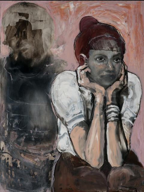 , 'Mystery Man,' , Bender Gallery