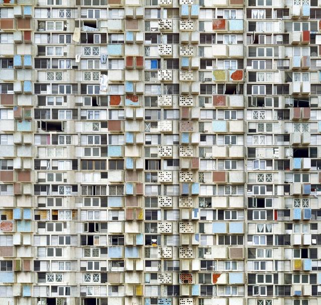 , 'La Havane n°2, Giron Building,' 2006/7, Galerie Kornfeld