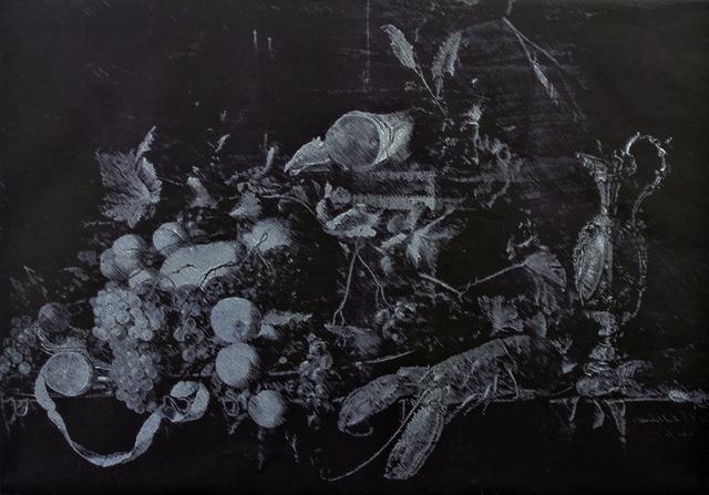 , 'Death of Life,' 2014, YUKI-SIS