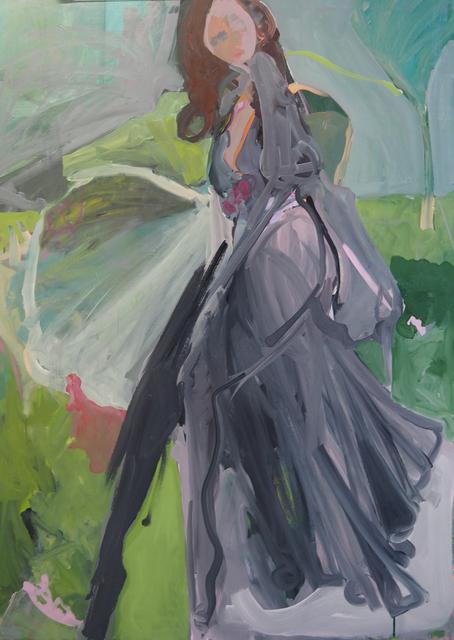 , 'Garden Party II,' 2017, Arusha Gallery