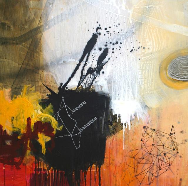 , 'Skyfaring #2,' 2017, Michael Warren Contemporary