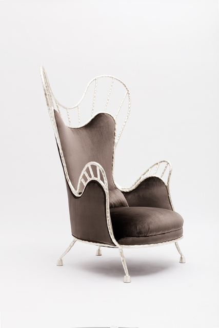 , 'Armchair 'Prototype II',' 1984, David Gill Gallery