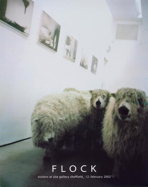 , 'Flock,' 2006, Helga Maria Klosterfelde Edition