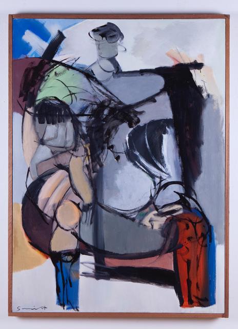 , 'Figure 500,' 1960-61, Frederick Holmes and Company