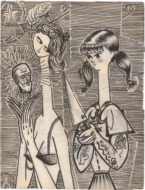 , 'Sisters of Mercy,' 2016, Sean Horton (presents)