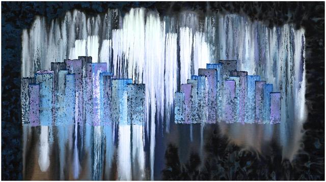 , 'Bright Lights Big City,' 2017, John Wolf Art Advisory & Brokerage