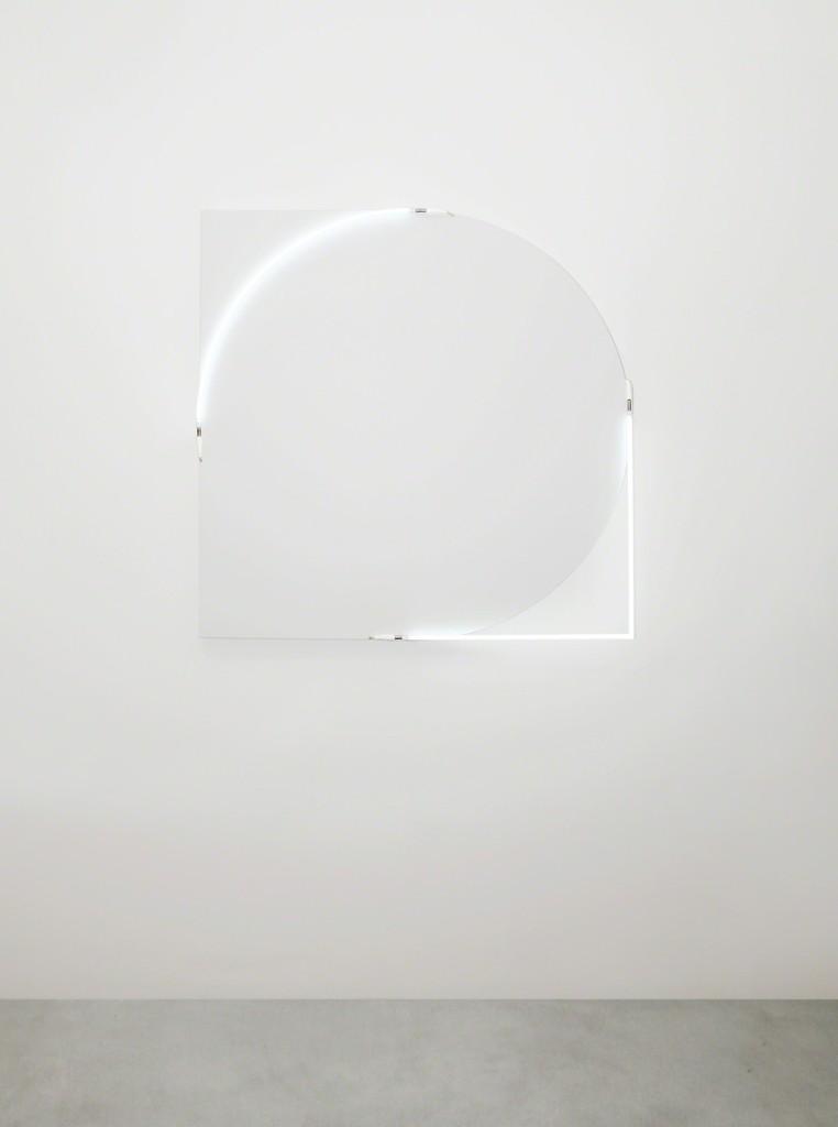 François Morellet, 'Ni rond, ni pointu, ni carré n°2,' 2011, A arte Invernizzi