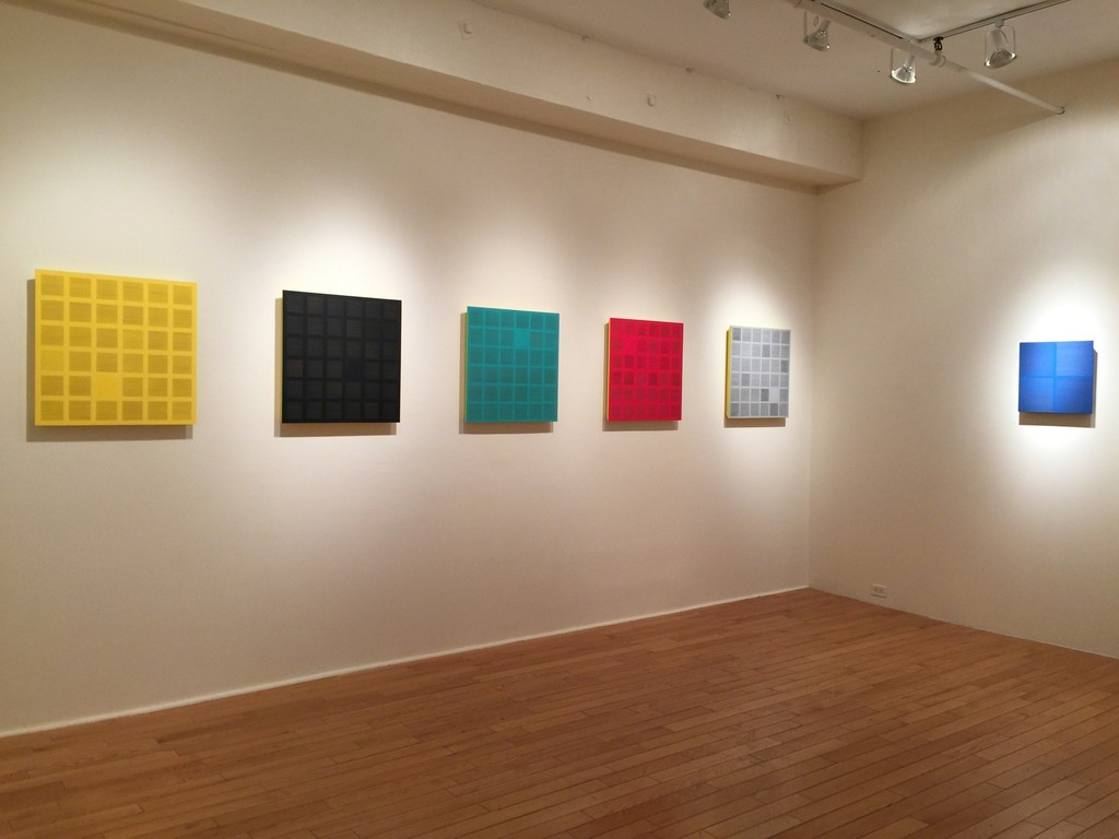 Susan Schwalb: Luminous Trace @ Garvey|Simon Art Access (installtion shot)