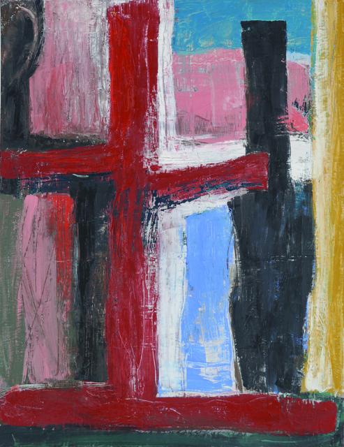 , 'Reverant,' 1982, Anita Shapolsky Gallery