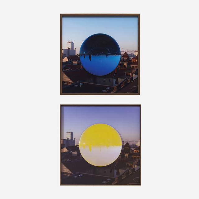 Olafur Eliasson, 'Your Reserved Berlin Sphere', 2016, Artsy x Wright