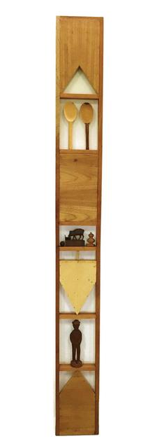 , 'Escada,' 2016, Gabinete de Arte k2o