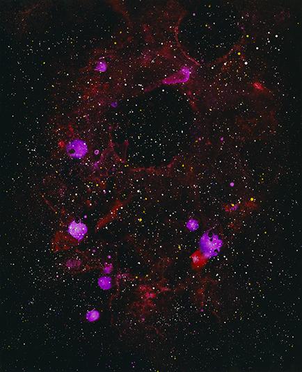 , 'Nebula 25,' 2016, Dolby Chadwick Gallery