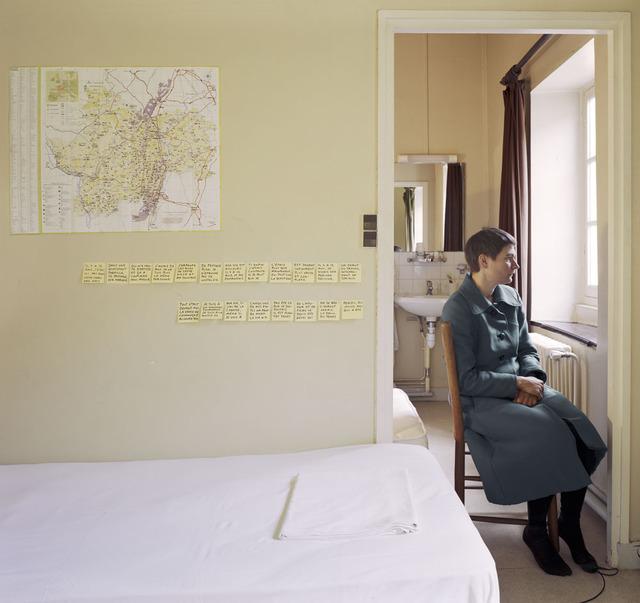 , 'Le deuil du jeune moi qui aété,' 2011, Ama
