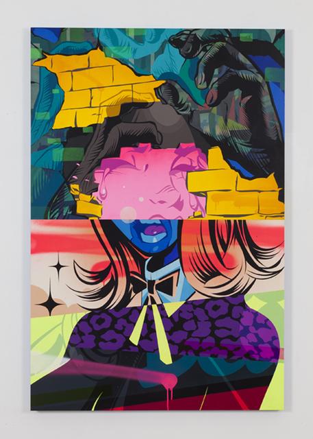 , 'Pilgrim,' 2013, Jonathan LeVine Projects
