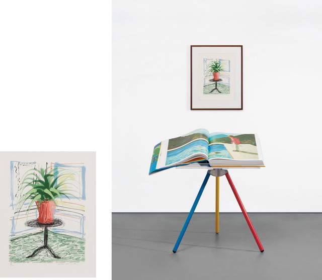 David Hockney, 'A Bigger Book, Art Edition C', 2010/2016, Phillips