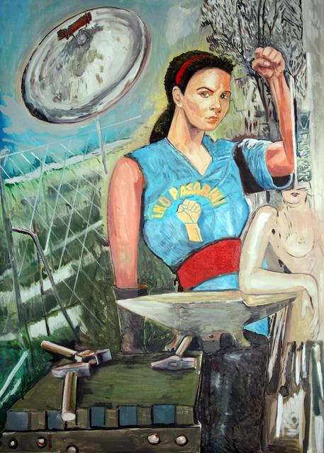 JOSE SALES ALBELLA, 'NO PASARAN', 2019, Poulpik Gallery