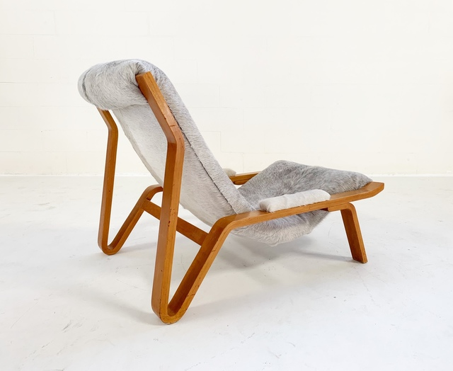 Awe Inspiring Harvey Probber Suspension Chair Restored In Brazilian Cowhide 1949 Available For Sale Artsy Gmtry Best Dining Table And Chair Ideas Images Gmtryco