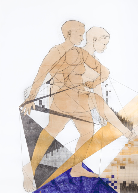 , 'Panthea 04,' 2016, Tiwani Contemporary