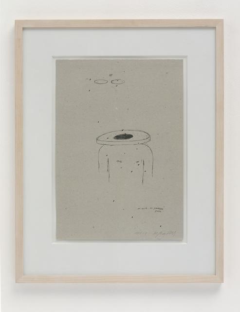 Miroslaw Balka, 'No neck no pain', 1999, White Cube