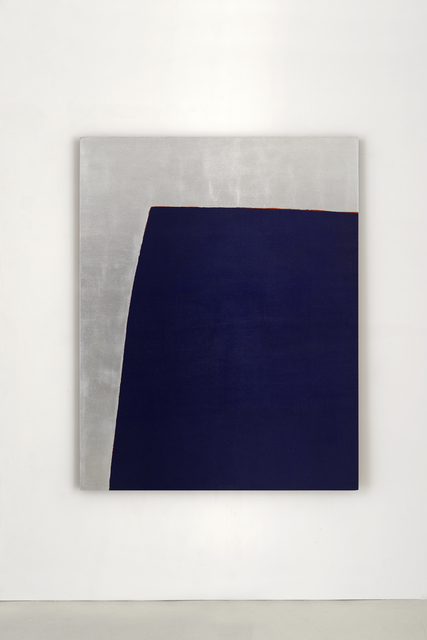, 'N°13-1977 Cap bleu,' 1977, Jérôme Poggi