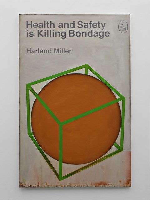 , 'Health and Safety Is Killing Bondage,' 2016, Blain | Southern