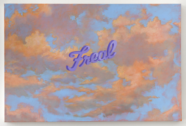 , 'Freal,' 2019, Joshua Liner Gallery