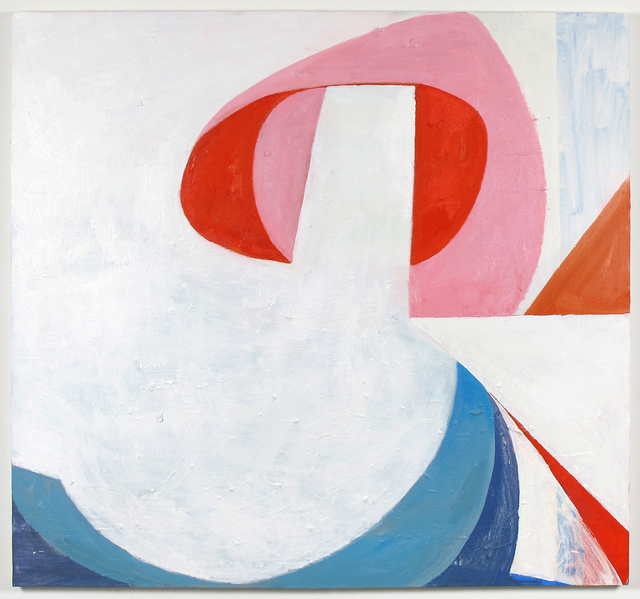 , 'Upon His Caterpillar Knee,' 2015, Inman Gallery