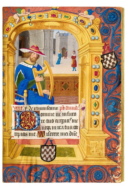 , 'Rochechouart Book of Hours, use of Rome,' ca. 1500, Dr. Jörn Günther Rare Books