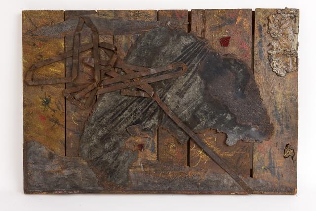 Salvatore Meo, 'Bodily Force', 1961, Pavel Zoubok Fine Art