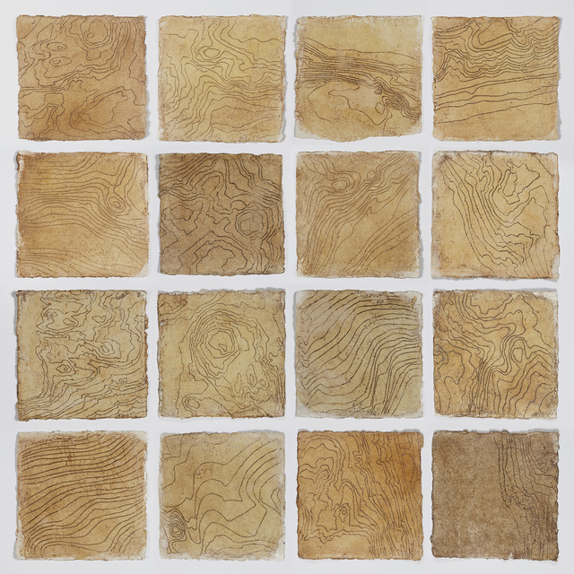 Tessa Grundon, 'Wave Hill - Contours in 16 Parts', 2013, Arco Gallery