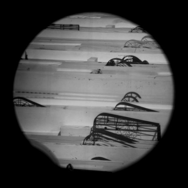 """, '35° 44' 20.5"""" N, 5° 53' 26.76"""" W Boukhalef, Tangier, Morocco,' 2016, Zilberman Gallery"""
