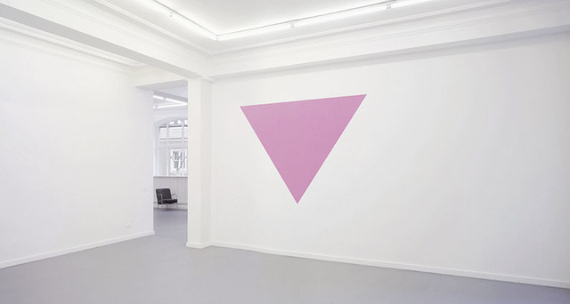 , 'Rosa Winkel,' 2009, Schellmann Art