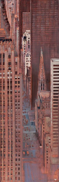 , 'Fifth Ave from The Top at Dawn,' , Hugo Galerie