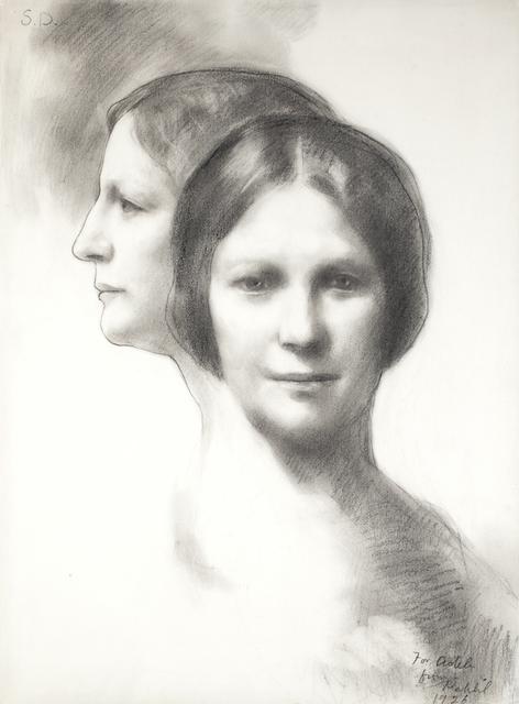 , 'Adele Watson [1873-1947],' 1926, Museo Soumaya
