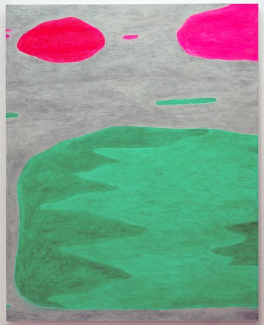 , 'Radiant Cavern Fog (toxic),' 2015, Cindy Rucker Gallery