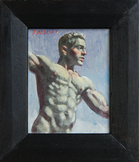 Mark Beard, '[Bruce Sargeant (1898-1938)] Man from Below', n.d., ClampArt