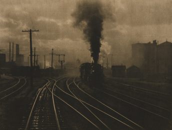 Alfred Stieglitz, 'The Hand of Man,' 1902, Phillips: The Odyssey of Collecting