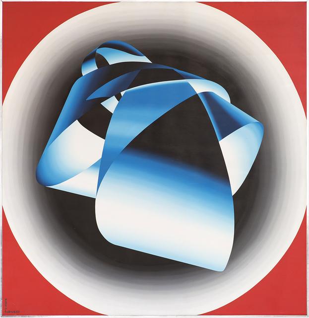 , 'Sculptural Transcendence,' 1969, Matthew Rachman Gallery