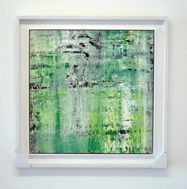 , 'Gage Grid II, Part N,' 2011, Mike Karstens Galerie