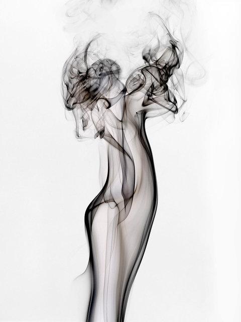 , 'Perception 5(white),' 2017, Litvak Contemporary