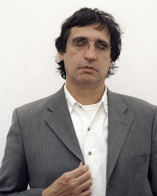 Jose Luis Santalla, 'Suso Saiz (Serie Closed)', 2006, Blanca Soto Arte