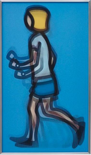 , 'Bibi Running ,' 2012, Maddox Gallery