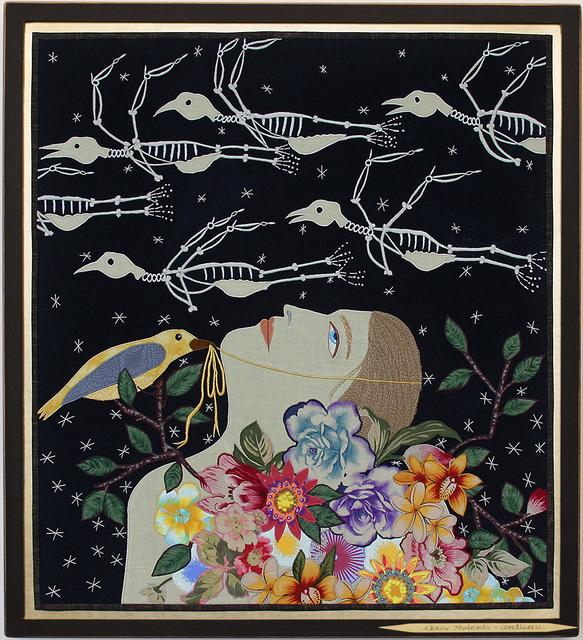 , 'Ghosts of Birds,' 2011, Antieau Gallery