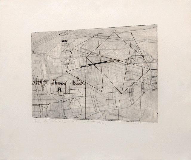 Ben Nicholson, 'Moonshine (Lafranca 31)', 1965, Belgrave St Ives
