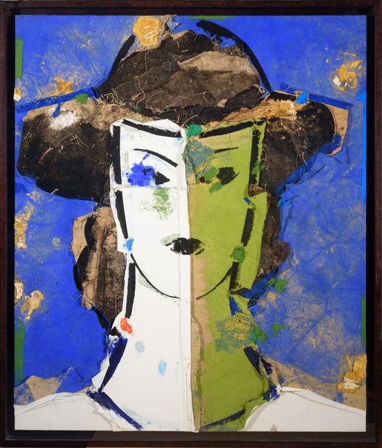 , 'Retrato con sombrero negro,' 2012, Rosenbaum Contemporary