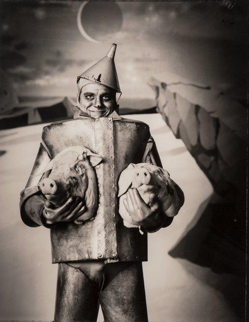 Michael Garlington, 'Tin Man on Pig Planet', 2001, Heritage Auctions