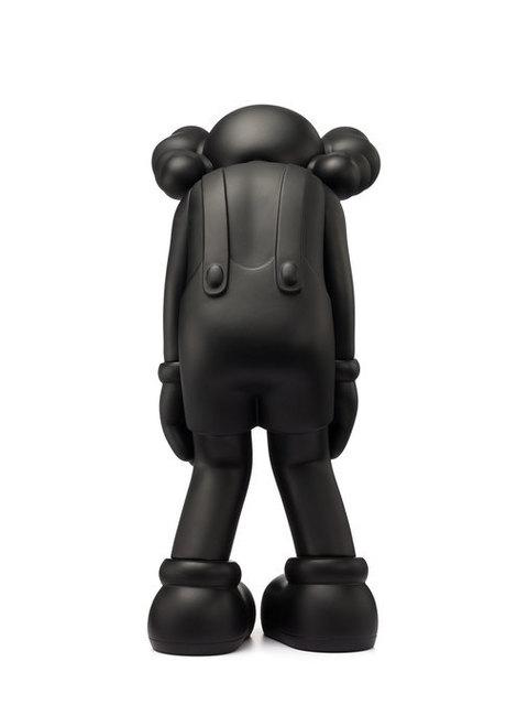 KAWS, 'SMALL LIE BLACK', 2017, Sculpture, Vinyl, paint, Marcel Katz Art