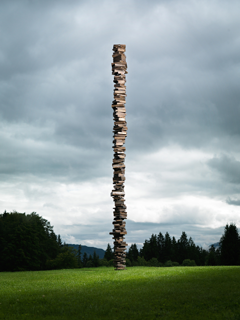 , ''Der unendliche Geist',' 2013, ammann//gallery