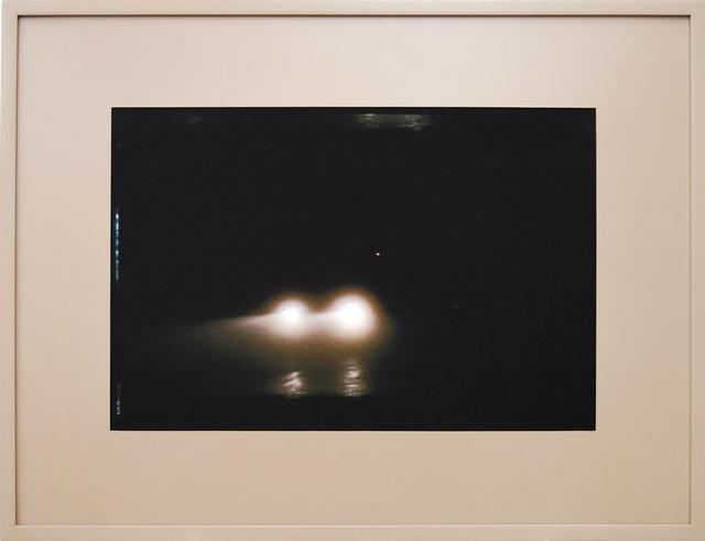 , 'Parres Cero (fotograma 7),' 2007, Proyecto Paralelo